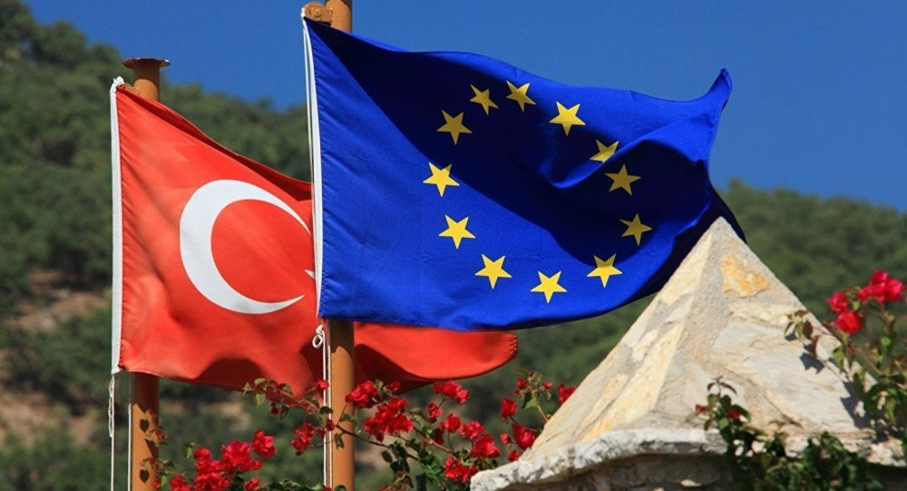 Caption: Turkey and the EU have recently been in a period of normalization in relations thanks to mutual visits and positive remarks that have been made by both sides, displaying their willingness to restore ties.