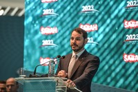 Finance Minister Albayrak highlights fall in inflation figures in last quarter