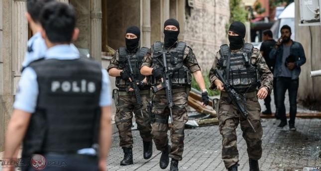 السلطات التركية توقف 11 مشتبها في انتمائهم إلى داعش