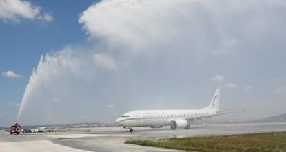 الخطوط المغربية تدشن رحلات بين مطاري صبيحة التركي والدار البيضاء