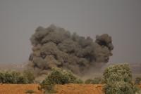 غارات روسيا والنظام على إدلب تقتل 25 شخصاً
