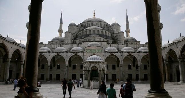 مليون سائح يزورون اسطنبول في شهر المحاولة الانقلابية