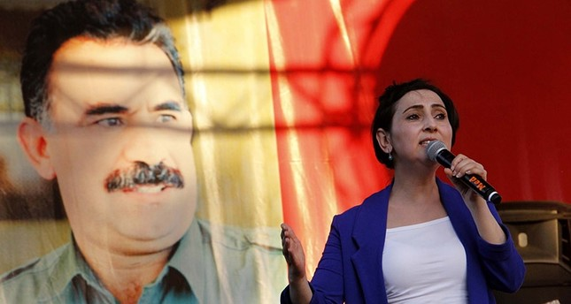 Turkish parliament strips HDP co-chair of MP status
