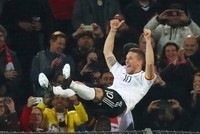 Lukas Podolski admitted his Germany farewell could not have been scripted better after netting a superb winner in the 1-0 friendly win over England. It was only fitting that the Galatasaray forward...