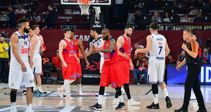 pCSKA Moscow finished its 2016-17 Turkish Airlines EuroLeague season in third place after defeating Real Madrid 94-70 at the Sinan Erdem Dome in Istanbul Sunday, ensuring last year's champions CSKA...