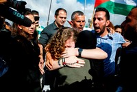 Palestinian protest icon Ahed Tamimi released from prison after 8 months