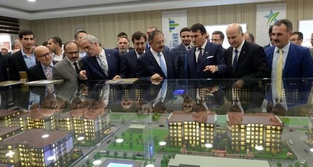 مشاركة دولية واسعة في معرض المشاريع العقارية وتمويلها بإسطنبول