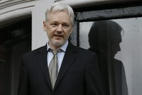 Oil-rich Ecuador votes Sunday in general elections that could lead to fugitive Wikileaks founder Julian Assange being evicted from the country's London embassy.  Socialist presidential candidate...