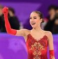 Russians get 1st gold thanks to 15-year-old Zagitova