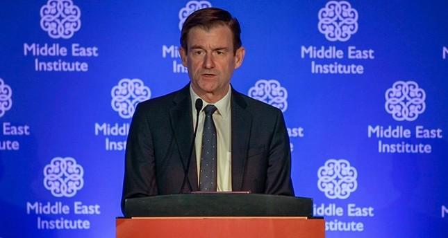 مستشار وزارة الخارجية الأمريكية، ديفيد هيل