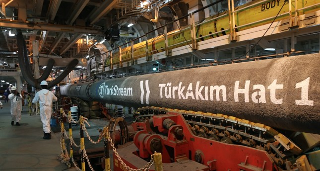 Turkey, Russia ink pipeline agreement, end gas dispute thumbnail