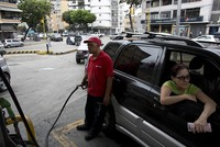 Venezuela gas prices to rise to global levels to stop smuggling, Maduro says