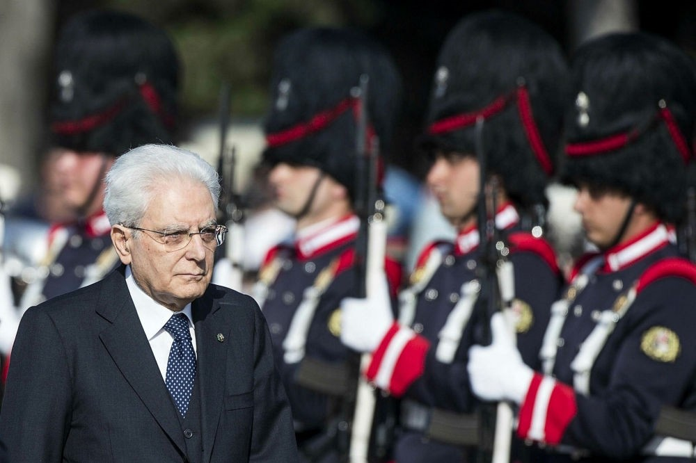 Italian President Sergio Mattarella favors a new government, rather than another election campaign, in order to end the two-month political stalemate.