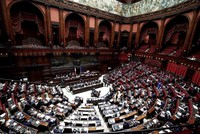 Italian parliament passes budget in confidence vote, after EU deal