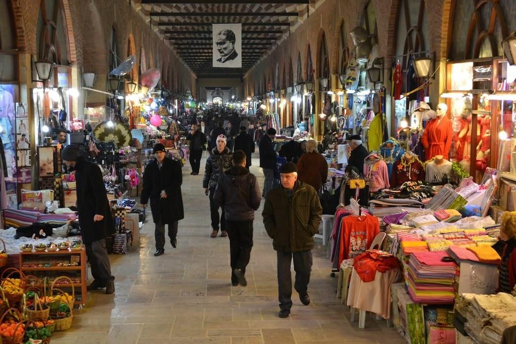 3-Arasta Bazaar, Edirne