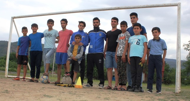 Youth club making a difference in Osmaniye's crime-ridden neighborhood