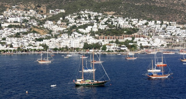 News from the western front: What's up in Bodrum