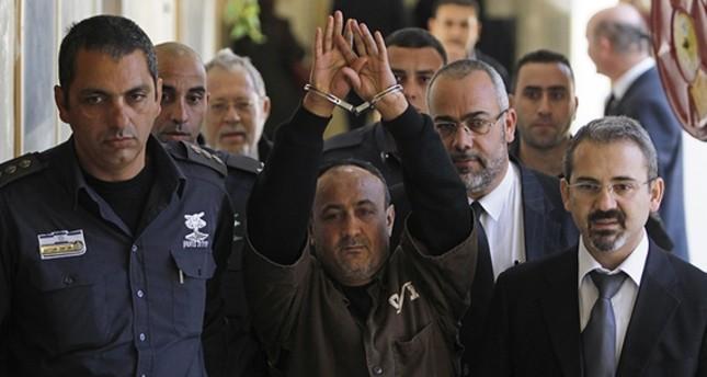 تدهور صحة القائد الفلسطيني الأسير في السجون الإسرائيلية مروان البرغوثي