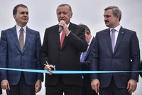 Erdoğan criticizes false statements by CHP's Istanbul mayoral candidate