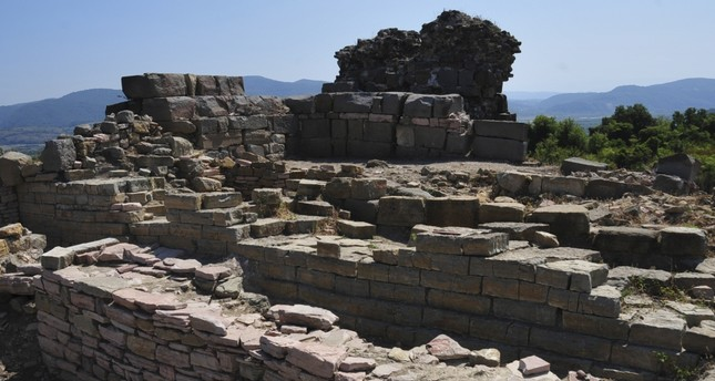 'Ephesus' of the Black Sea undergoes archaeological excavation