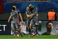 Undefeated Beşiktaş advance to round of 16 in Champions League, beating Leipzig 2-1