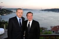 Schröder vertritt Regierung bei Erdoğans Vereidigung