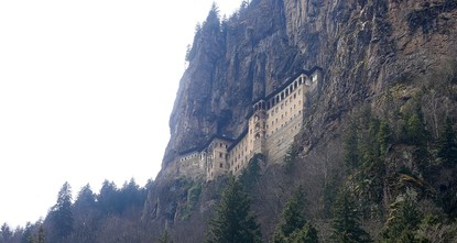 Sümela Monastery to welcome visitors in May