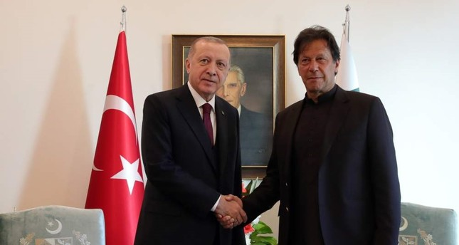 Strong will to take Turkish-Pakistani trade, economic ties to new heights
