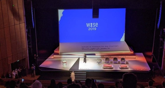 The WISE event took place Nov. 19-21 in Doha, Qatar.