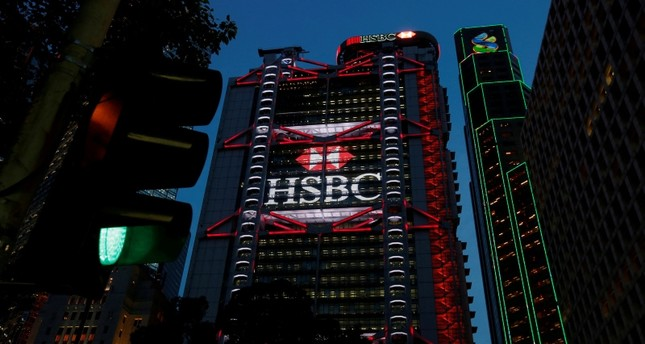 HSBC headquarters is seen at the financial Central district in Hong Kong, China September 6, 2017. Reuters Photo