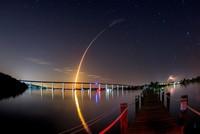 ناسا تطلق صاروخاً جديداً نحو الفضاء تمهيداً لاستئناف الرحلات المأهولة