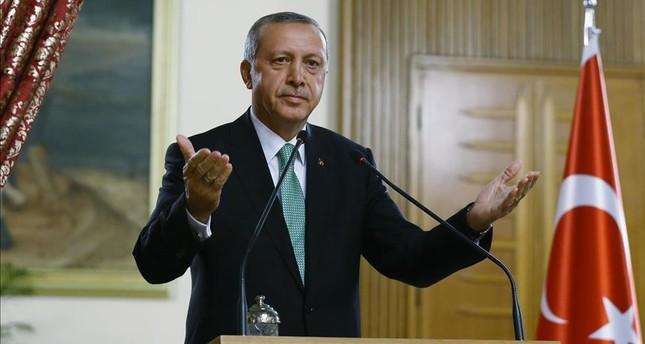 أردوغان: عدد الموقوفين في تحقيقات محاولة الانقلاب الفاشلة تجاوز 11 ألف