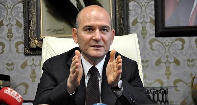 وزير الداخلية التركي: السفير الأمريكي تجاوز حدوده تجاه بلادنا وعلى واشنطن تحذّيره