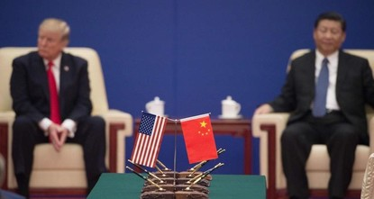 The common feature of Trump and Xi: Decreasing popularity?
