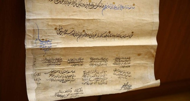 Suleiman the Magnificent era title-deed found in Azerbaijani archives