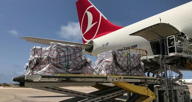 الجزائر توقع اتفاقاً مع الخطوط التركية لشحن صادراتها جواً