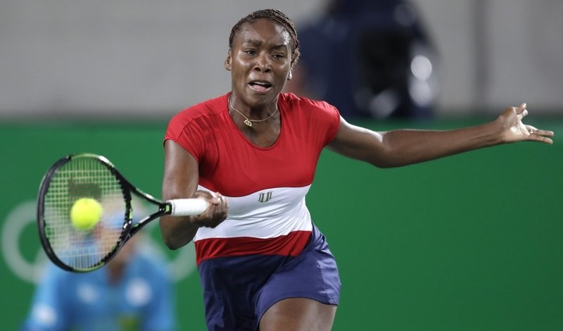 Seven-time Grand Slam champion Venus Williams and other female U.S. Olympians were hacked from a World Anti-Doping Agency database and posted online last year. The agency said the hackers were a ,Russian cyber espionage group, called Fancy Bears.