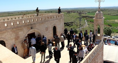 6th century Assyrian monastery opened in eastern Turkey after 100 years