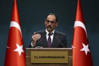 Irrational to claim Turkey targets Kurds, Presidential Spokesperson Kalın says