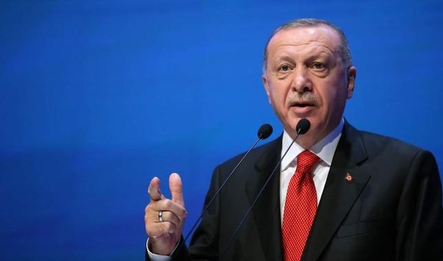 Erdoğan: Turkey determined to keep up with digital world