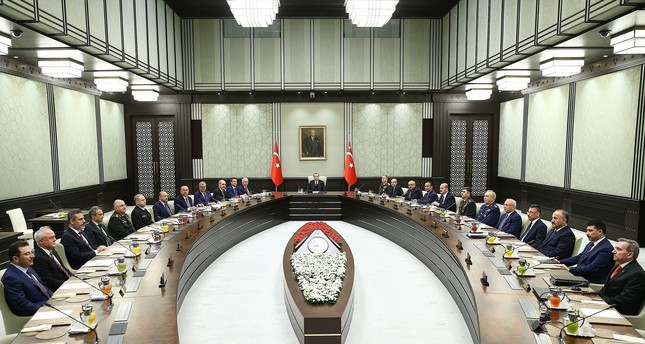 Turkish Cabinet decides to extend state of emergency for 3 months