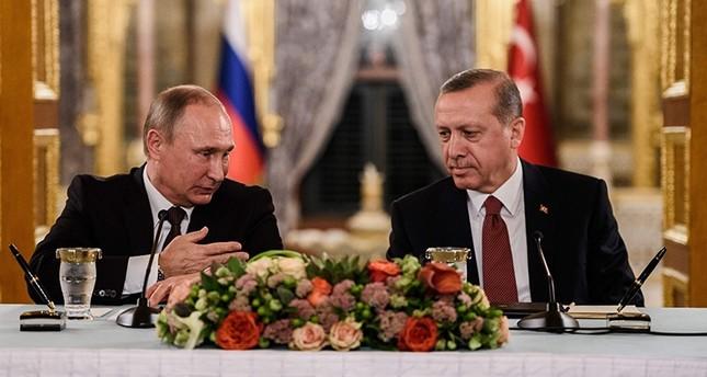 أردوغان يزور موسكو الجمعة للمشاركة في اجتماع مجلس التعاون التركي-الروسي