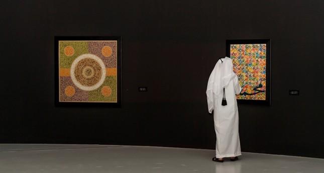 Turkey displays calligraphy, prayer bead exhibition in Qatar