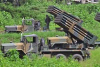 North Korea fires 2 unidentified projectiles, South says