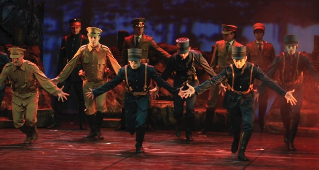 The world premiere of the opera will be organized at Istanbul Haliç Congress Center on May 16.