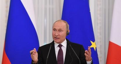 Putin says 'regrets' cancellation of Trump-Kim summit