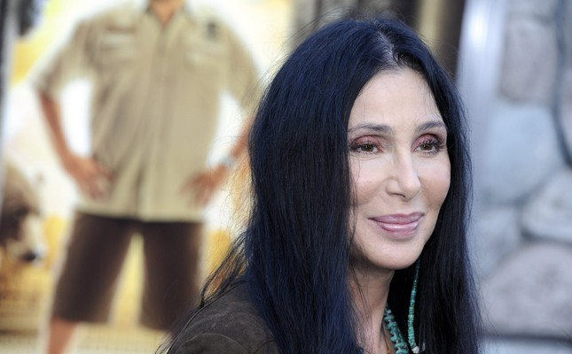 Cher makes glamorous entry in 'Mamma Mia' sequel clip