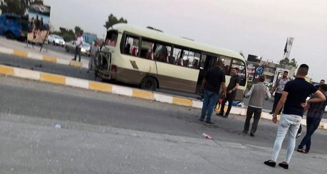 قتيل و10 جرحى في تفجيرين منفصلين بكركوك