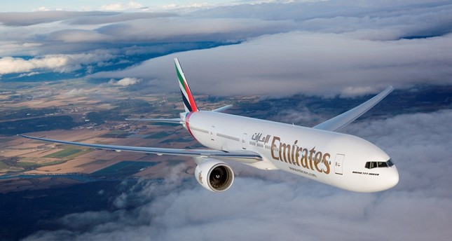 China fines Emirates, barring from new routes