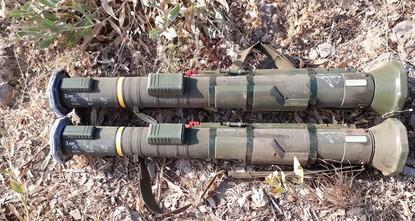 pLaut Informationen des türkischen Militärs wurden bei Anti-Terror-Razzien gegen die PKK in der südöstlichen Provinz Şırnak  zwei in Schweden hergestellte Antipanzerraketen  sichergestellt....